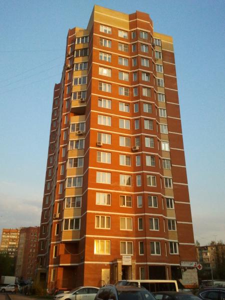 Элитный жилой комплекс ул Седова